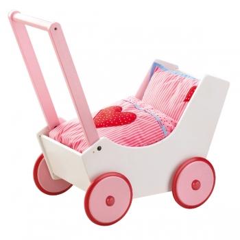 HABA 000950 Puppenwagen - Herzen