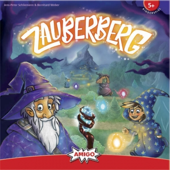 AMIGO 02050 Kinderspiel - Zauberberg