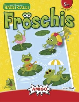 AMIGO 02152 Kinderspiel - Fröschis