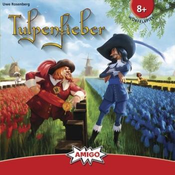 AMIGO 02153 Familienspiel - Tulpenfieber