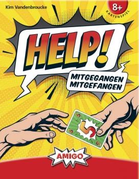 AMIGO 02154 Kartenspiel - Help
