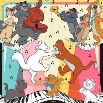 Ravensburger 05155 Kinderpuzzle - Tierisch gut drauf