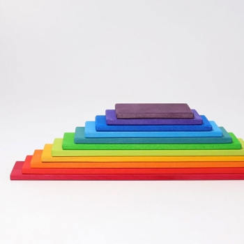 Grimm´s 10668 Regenbogen - Bauplatten