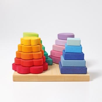 Grimm´s 11075 Steckspiel - Formen
