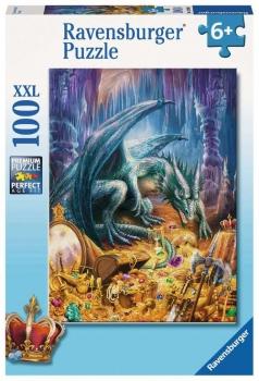 Ravensburger 12940 Kinderpuzzle - Der Höhlendrache
