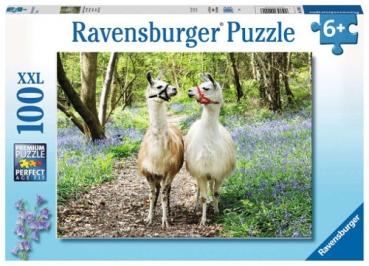 Ravensburger 12941 Kinderpuzzle - Flauschige Freundschaft