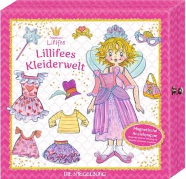 Spiegelburg 15111  Prinzessin Lillifee - Magnetische Anziehpuppe