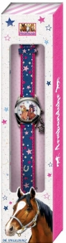 Spiegelburg 15167  Pferdefreunde - Armbanduhr