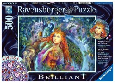 Ravensburger 16594 Puzzle - Magischer Feenstaub - 500 Teile