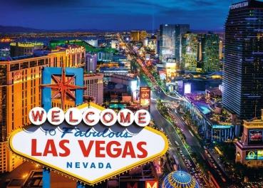 Ravensburger 16723 Puzzle - Fabulous Las Vegas