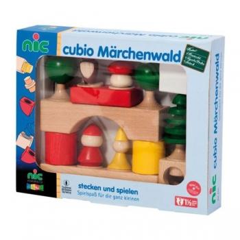 NIC 2115 Cubio Bausteine - Märchenwald