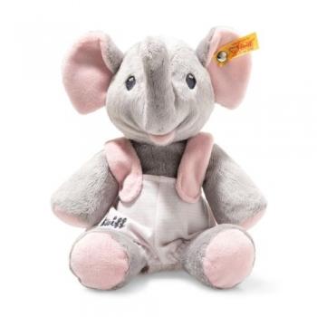 Steiff 241666 Trampili Elefant - grau/rosa