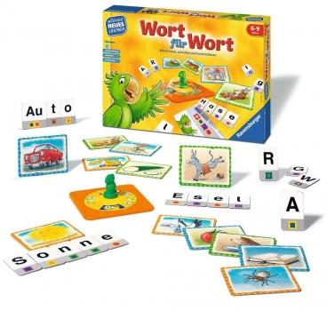Ravensburger 24955 Lernspiel - Wort für Wort