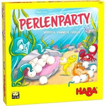 HABA 305867 Kinderspiel - Perlenparty