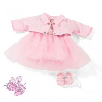 Götz 3403253 Bekleidung für Babypuppen - Kombi Kleine Schönheit Gr. S