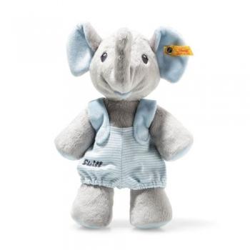 Steiff 241673 Trampili Elefant - grau/blau