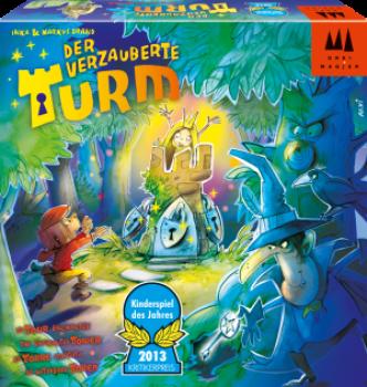 Drei Magier® 40867 Kinderspiel - Der verzauberte Turm