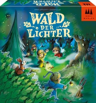 Drei Magier® 40888 Kinderspiel - Wald der Lichter