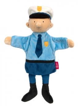 Sigikid 42753 Handspielpuppe Polizist - My Little Theatre