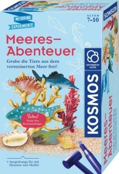 KOSMOS 658038 Mitbringexperimente - Meeres Abenteuer