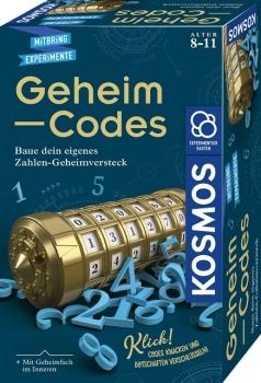 KOSMOS 658076 Mitbringexperimente - Geheim-Codes