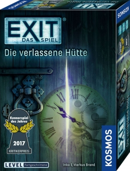 KOSMOS 692681 EXIT - Das Spiel: Die verlassene Hütte