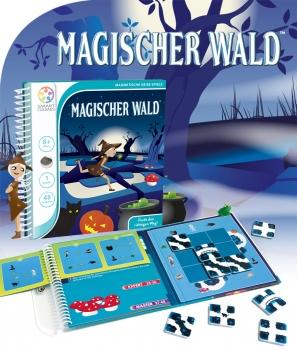 SMART GAMES SG 210 Magnetspiel - Magischer Wald