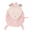 MOULIN ROTY 664070 Rucksack - Maus rosa